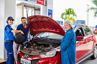 Como ter um bom atendimento no meu posto de combustível?