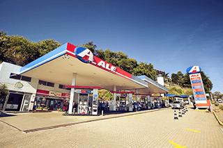 Como funciona um posto de combustível?