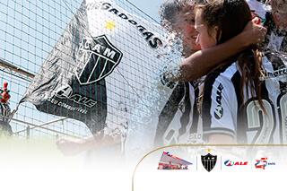 Estreia das Vingadoras no Campeonato Mineiro Feminino 2021